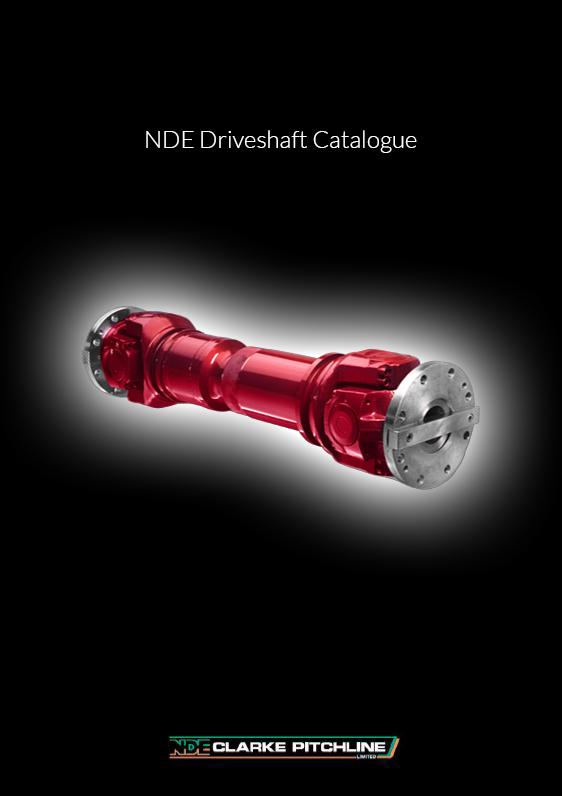 NDE Driveshaft Catalogue image