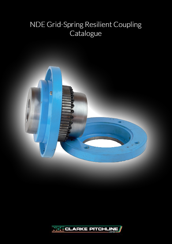 Grid Spring Resilient Coupling Catalogue image