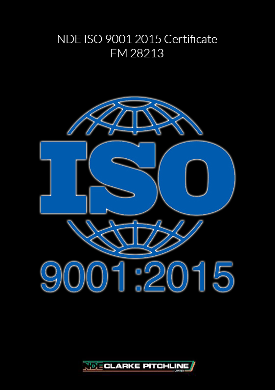ISO 9001 2015 Certificate FM 28213 image